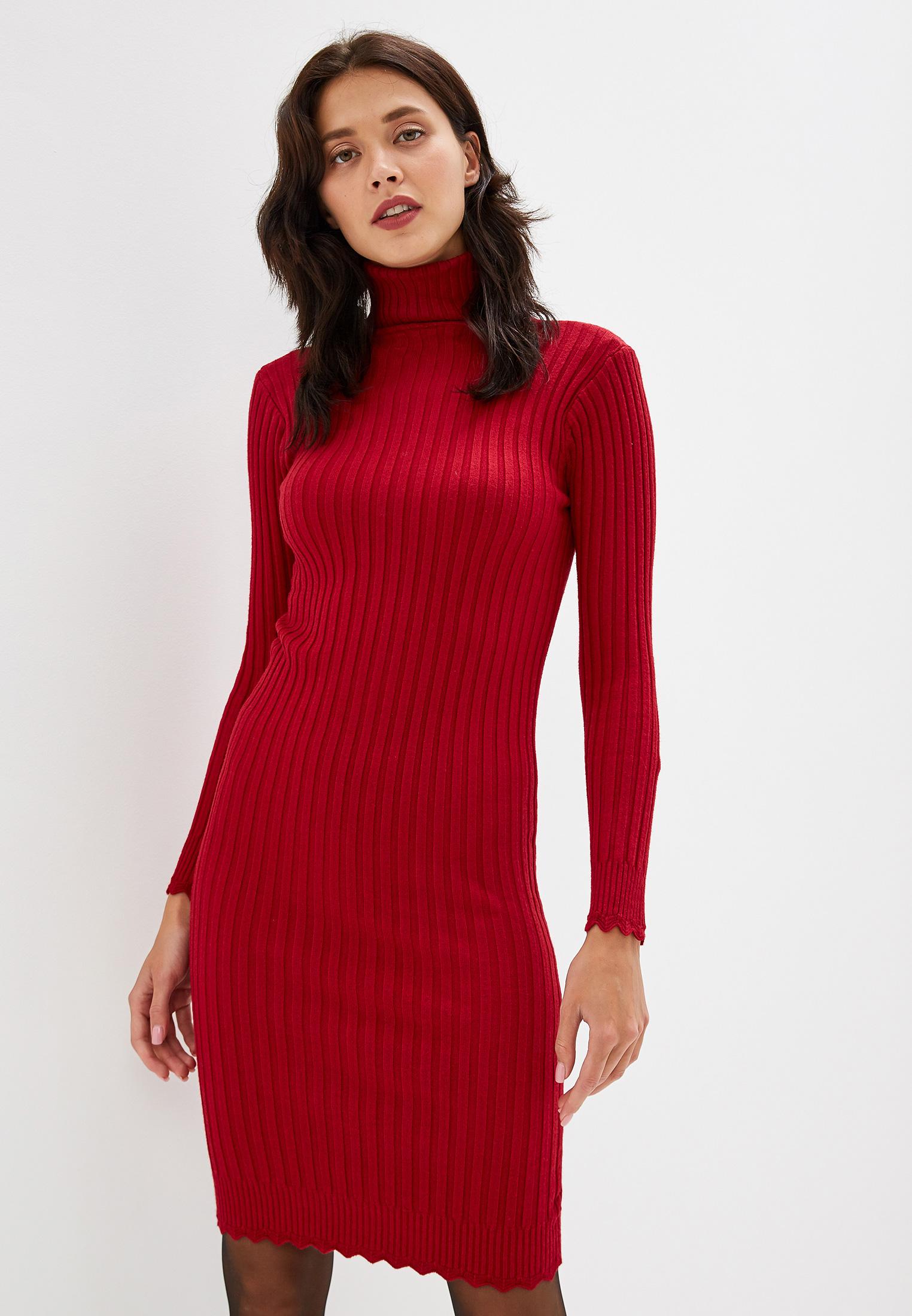Вязаное платье Izabella IZ5450-8