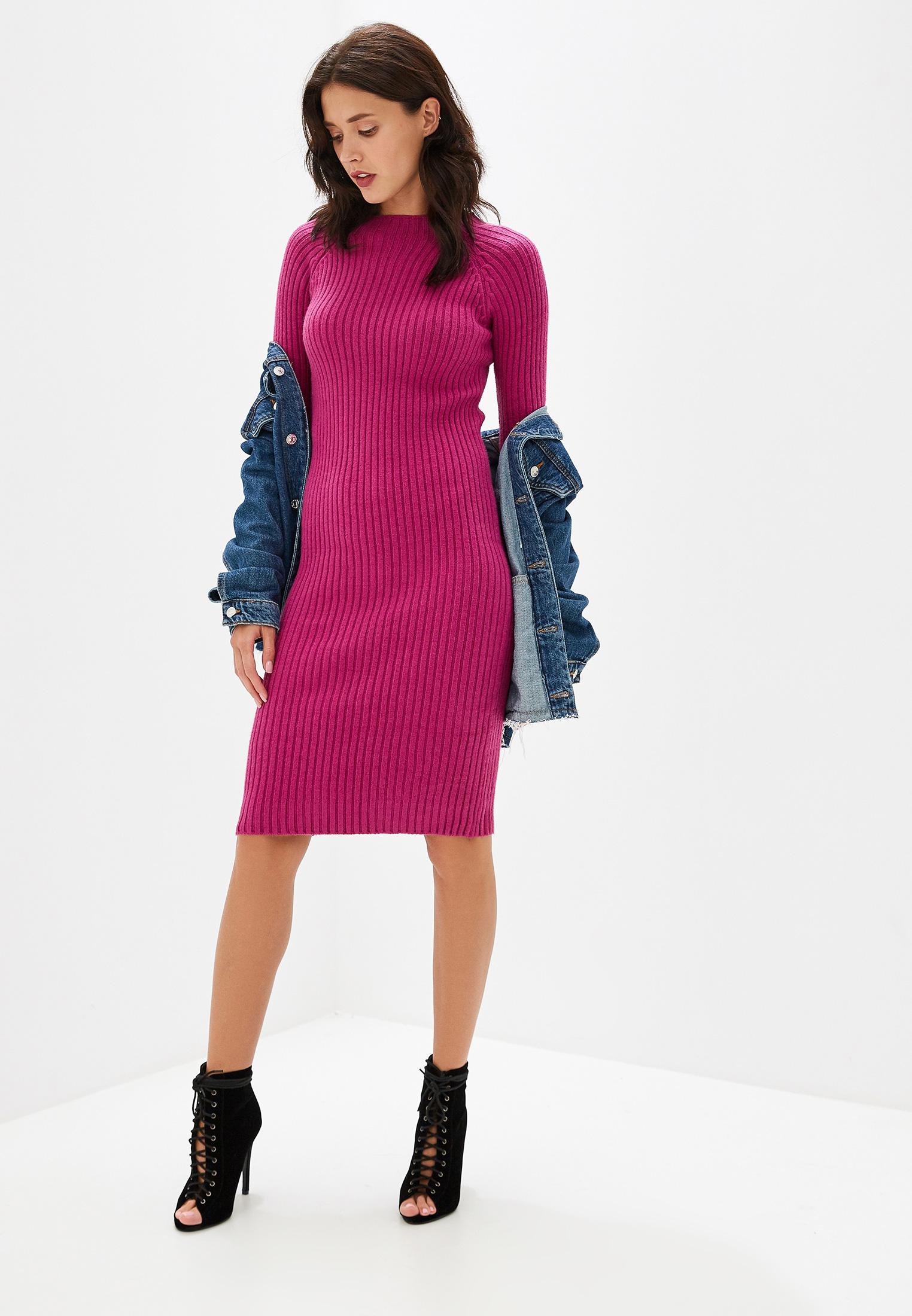 Вязаное платье Izabella IZ5451-2