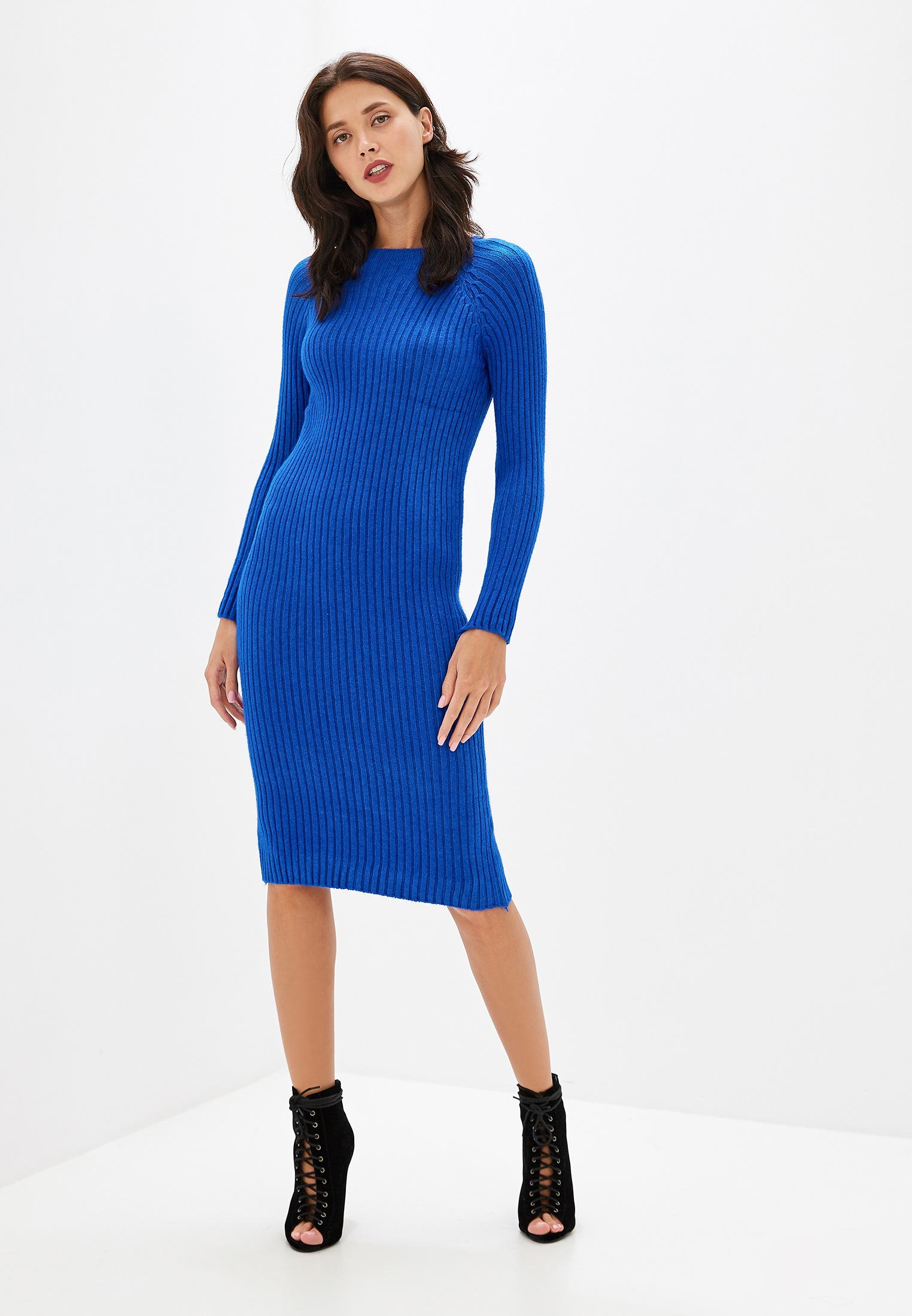 Вязаное платье Izabella IZ5451-4
