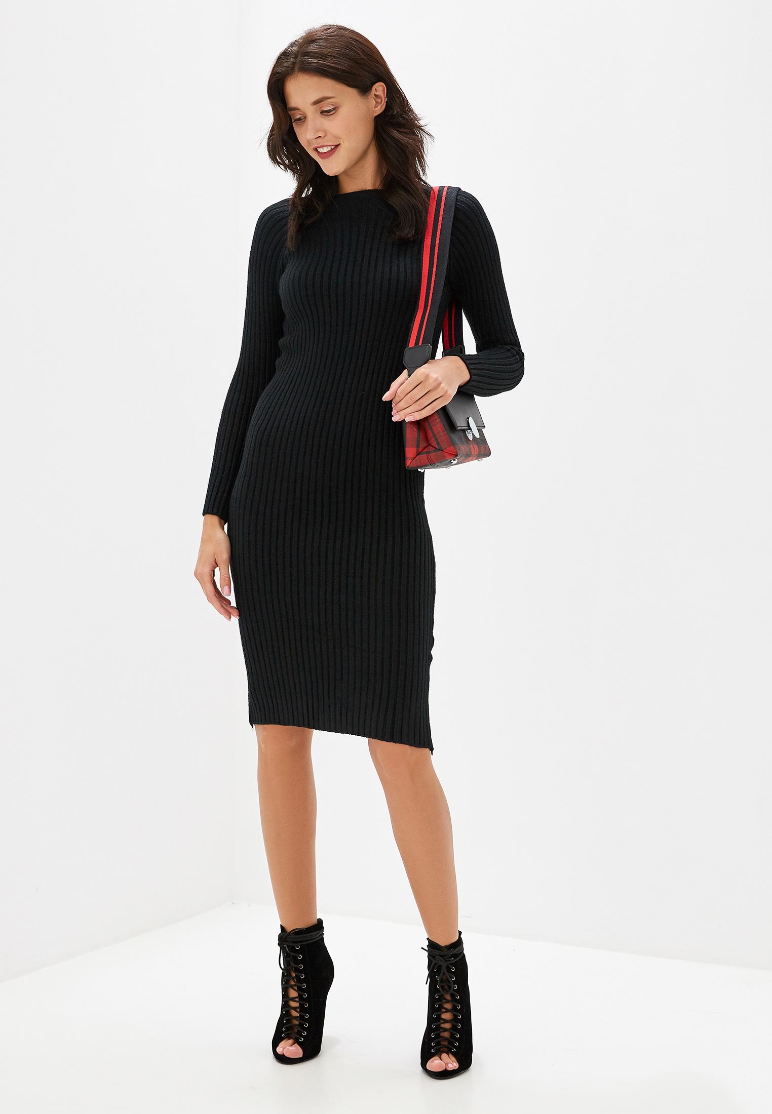 Вязаное платье Izabella IZ5451-6
