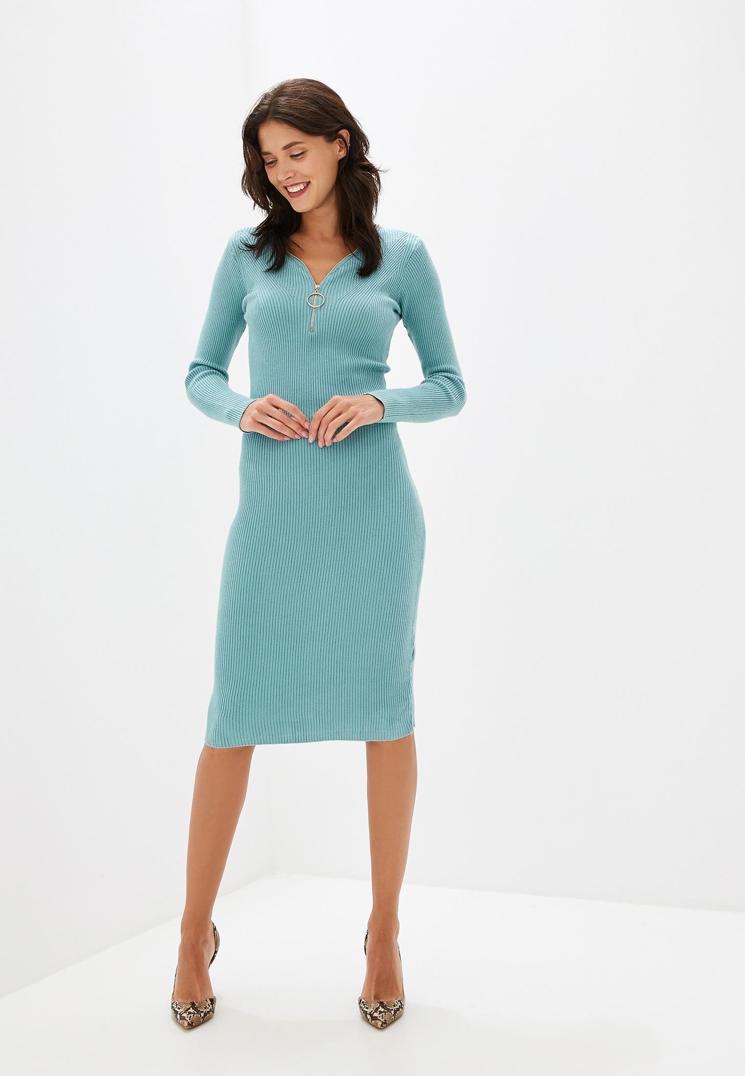 Вязаное платье Izabella IZ5452-1