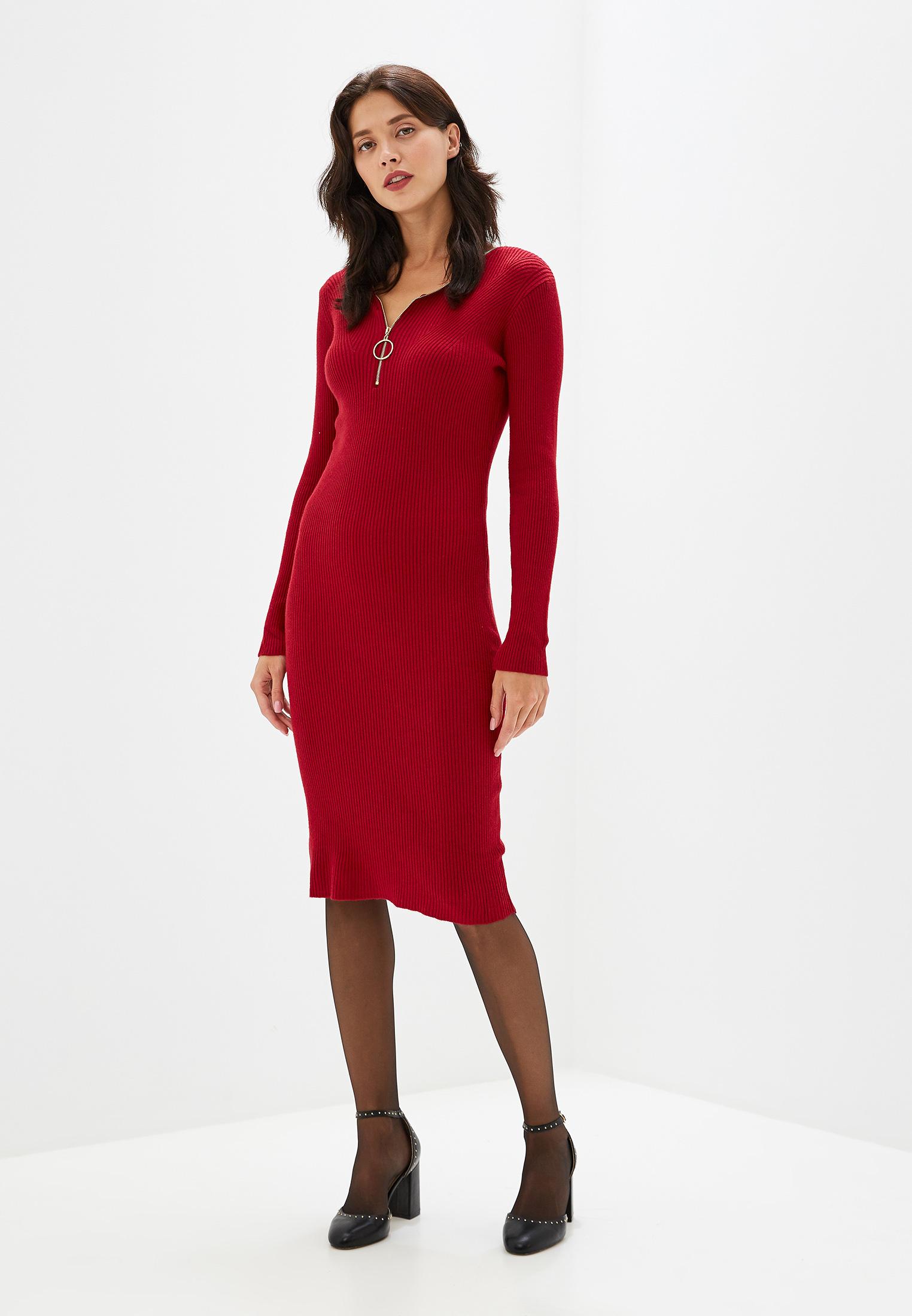 Вязаное платье Izabella IZ5452-2