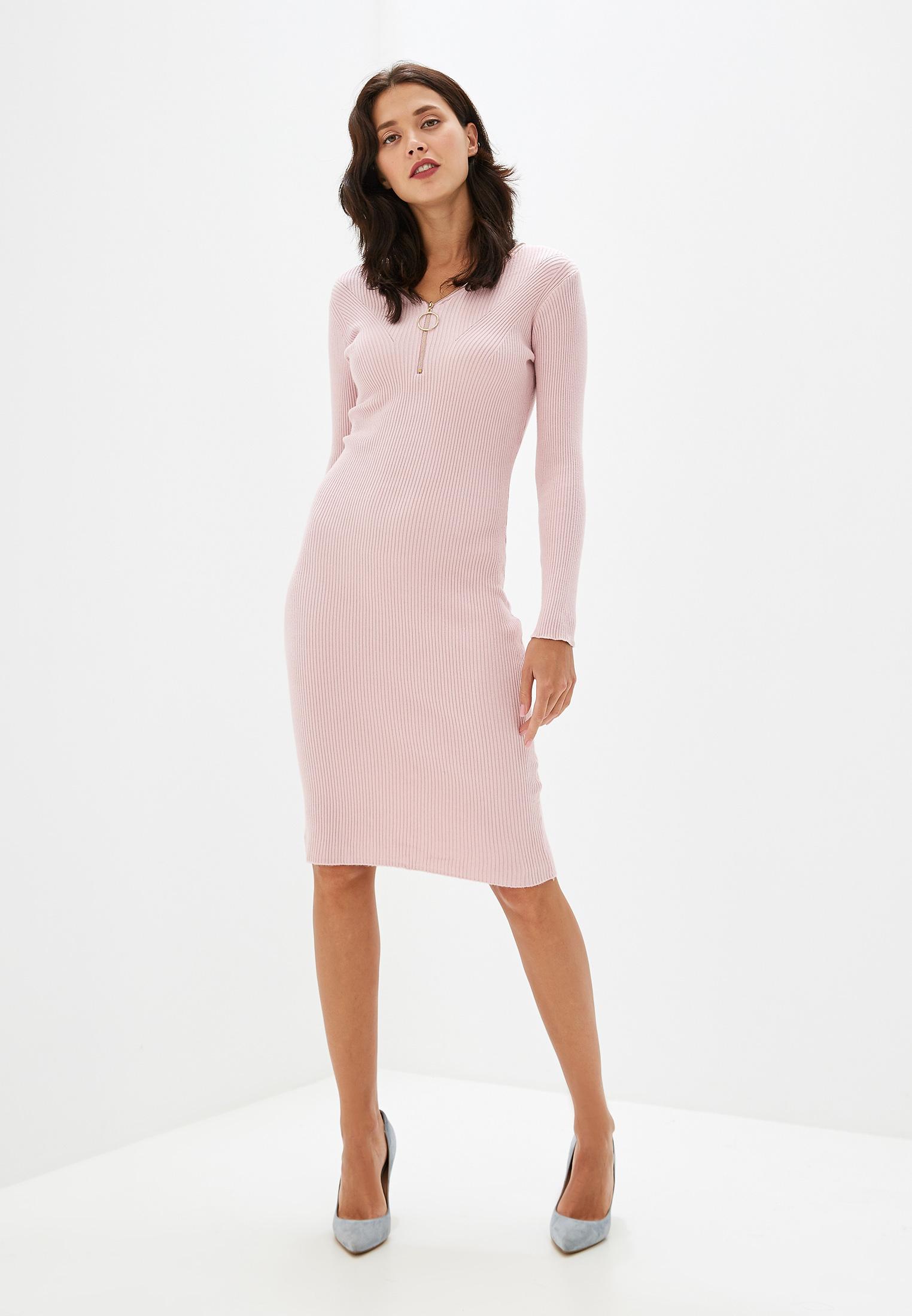 Вязаное платье Izabella IZ5452-3