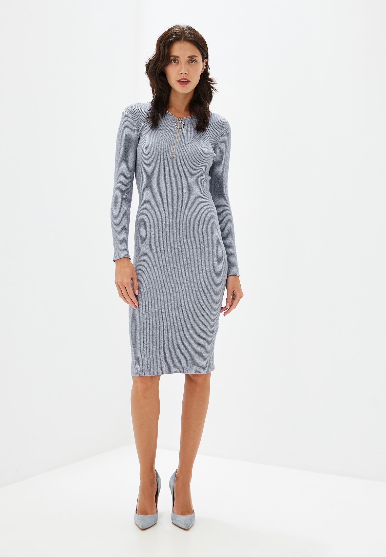 Вязаное платье Izabella IZ5452-4
