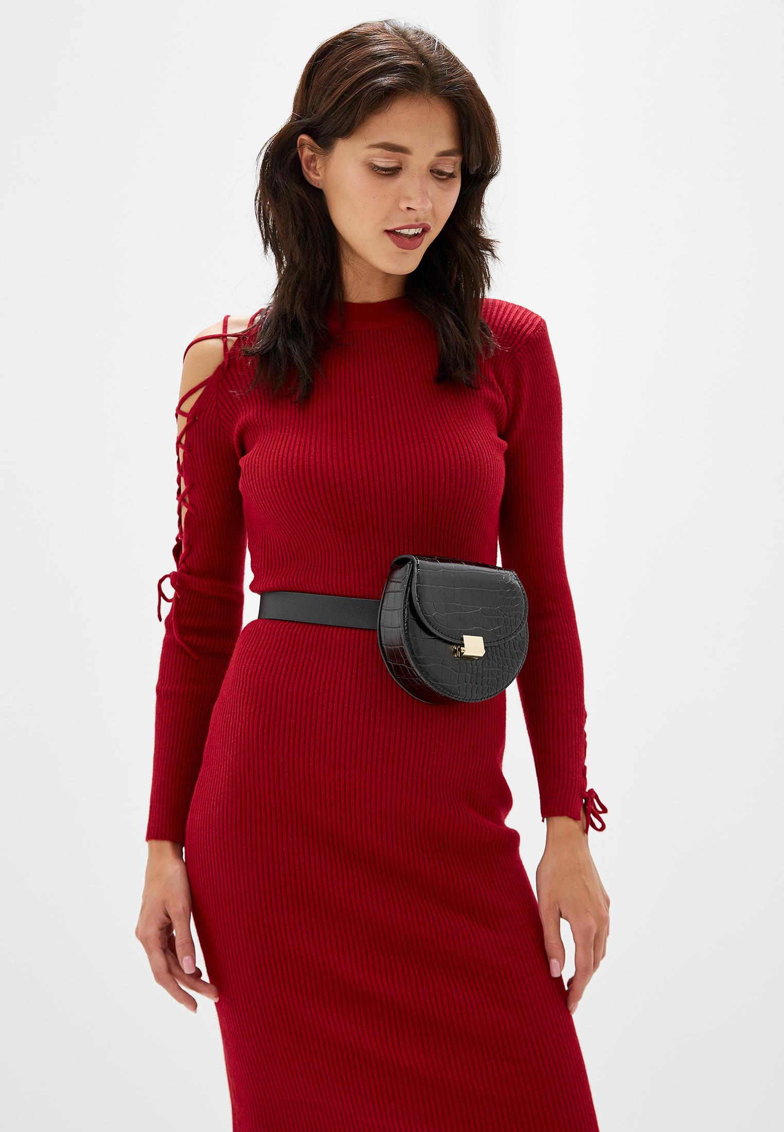 Вязаное платье Izabella IZ5489-4