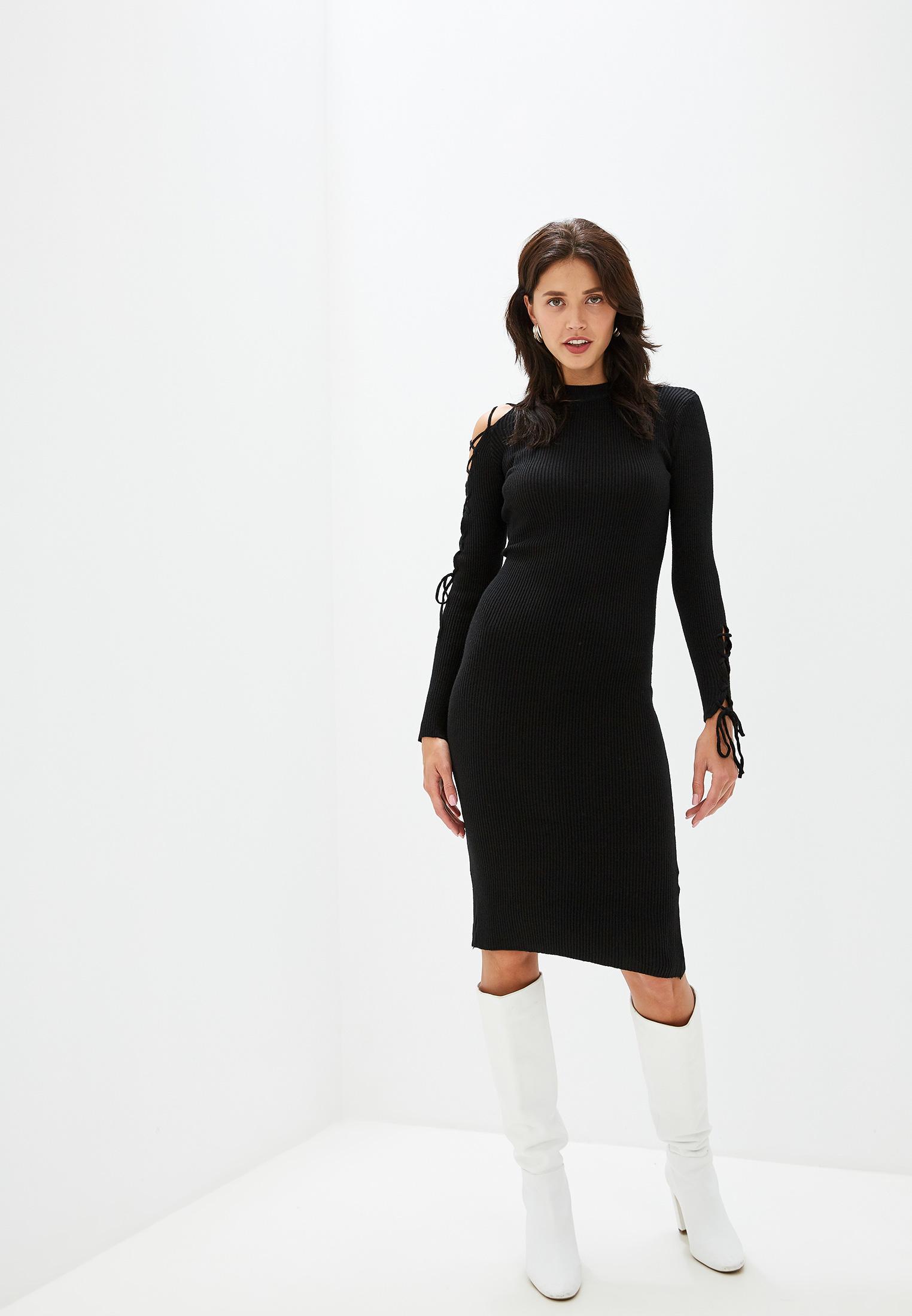 Вязаное платье Izabella IZ5489-5