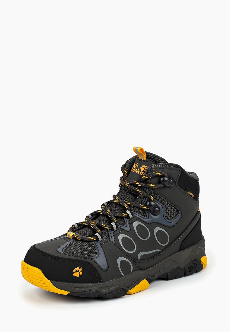 Ботинки для мальчиков Jack Wolfskin 4016732-3800