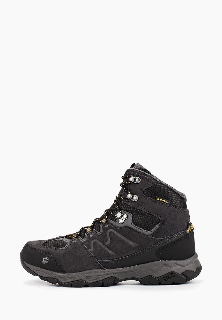 Мужские ботинки Jack Wolfskin 4017572-3800