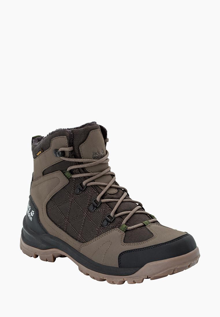Спортивные мужские ботинки Jack Wolfskin 4020502-5209