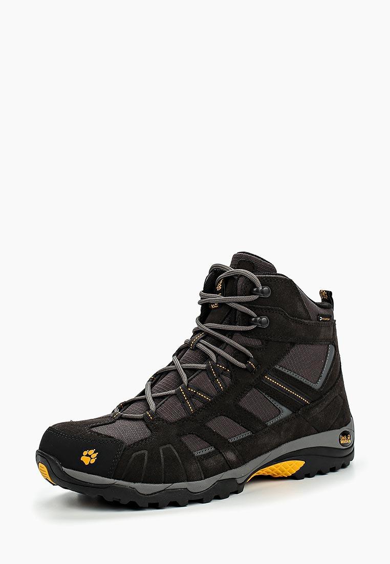 Спортивные мужские ботинки Jack Wolfskin 4011361-3800