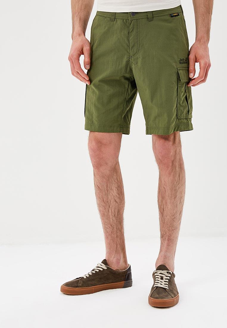 Мужские спортивные шорты Jack Wolfskin 1504201-5052