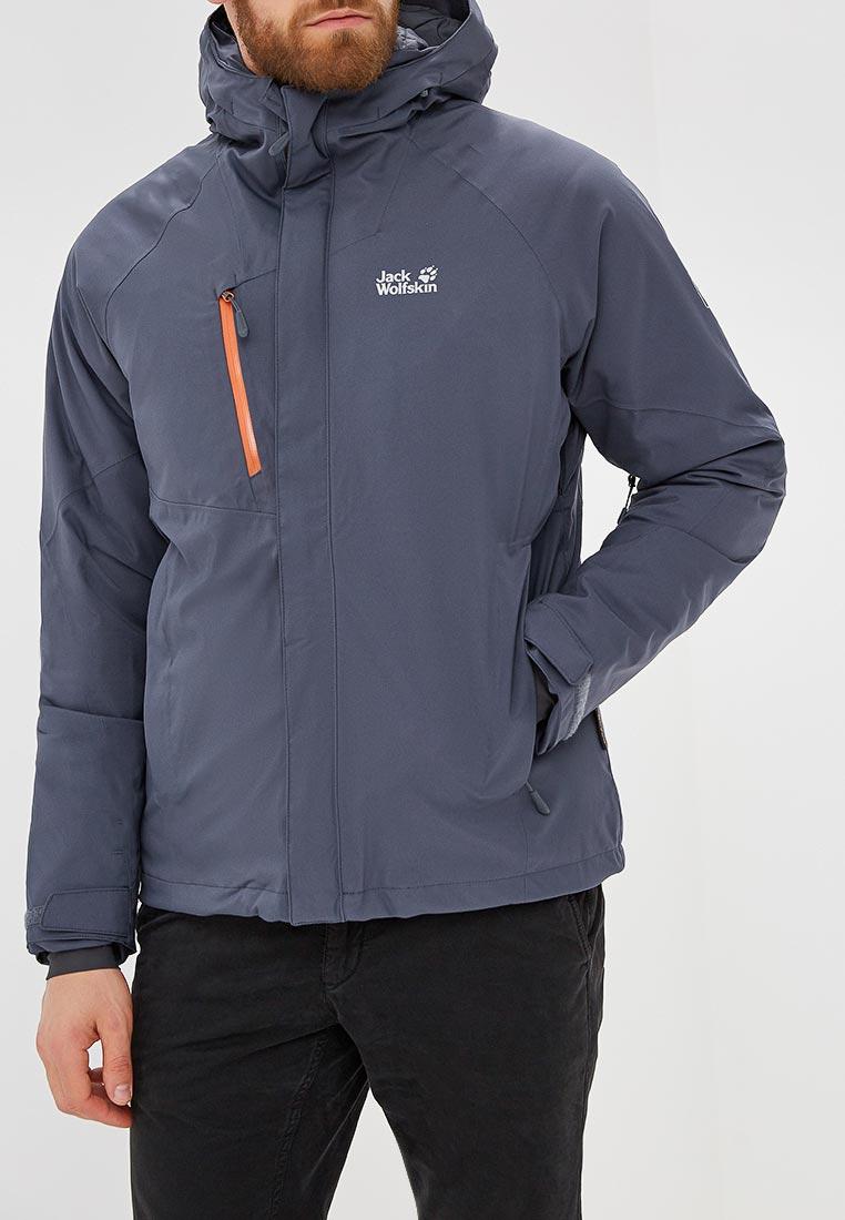 Утепленная куртка Jack Wolfskin 1106901-6230
