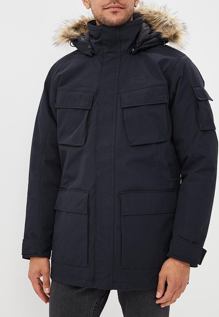 Утепленная куртка Jack Wolfskin 1107673-6000