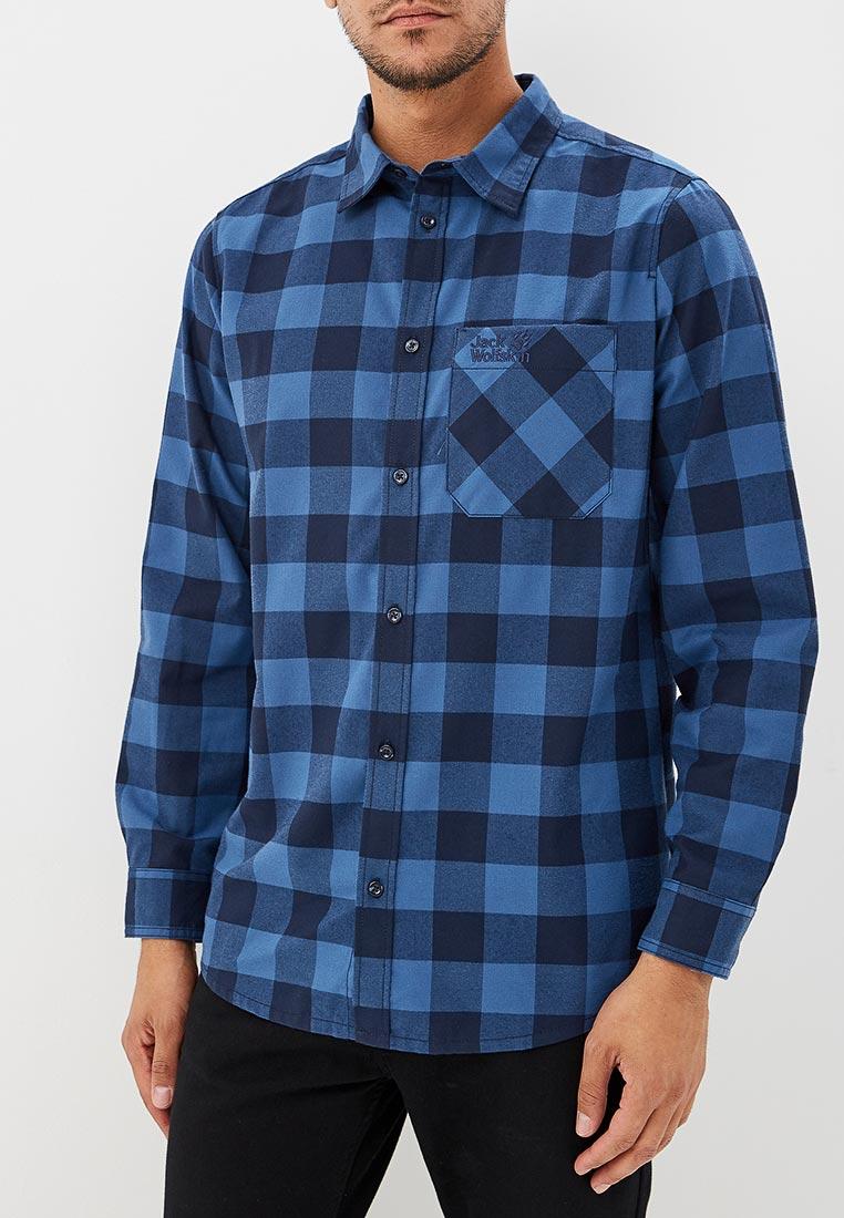 Рубашка с длинным рукавом Jack Wolfskin 1402551-7919