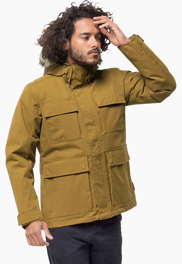 Утепленная куртка Jack Wolfskin 1108153-5205