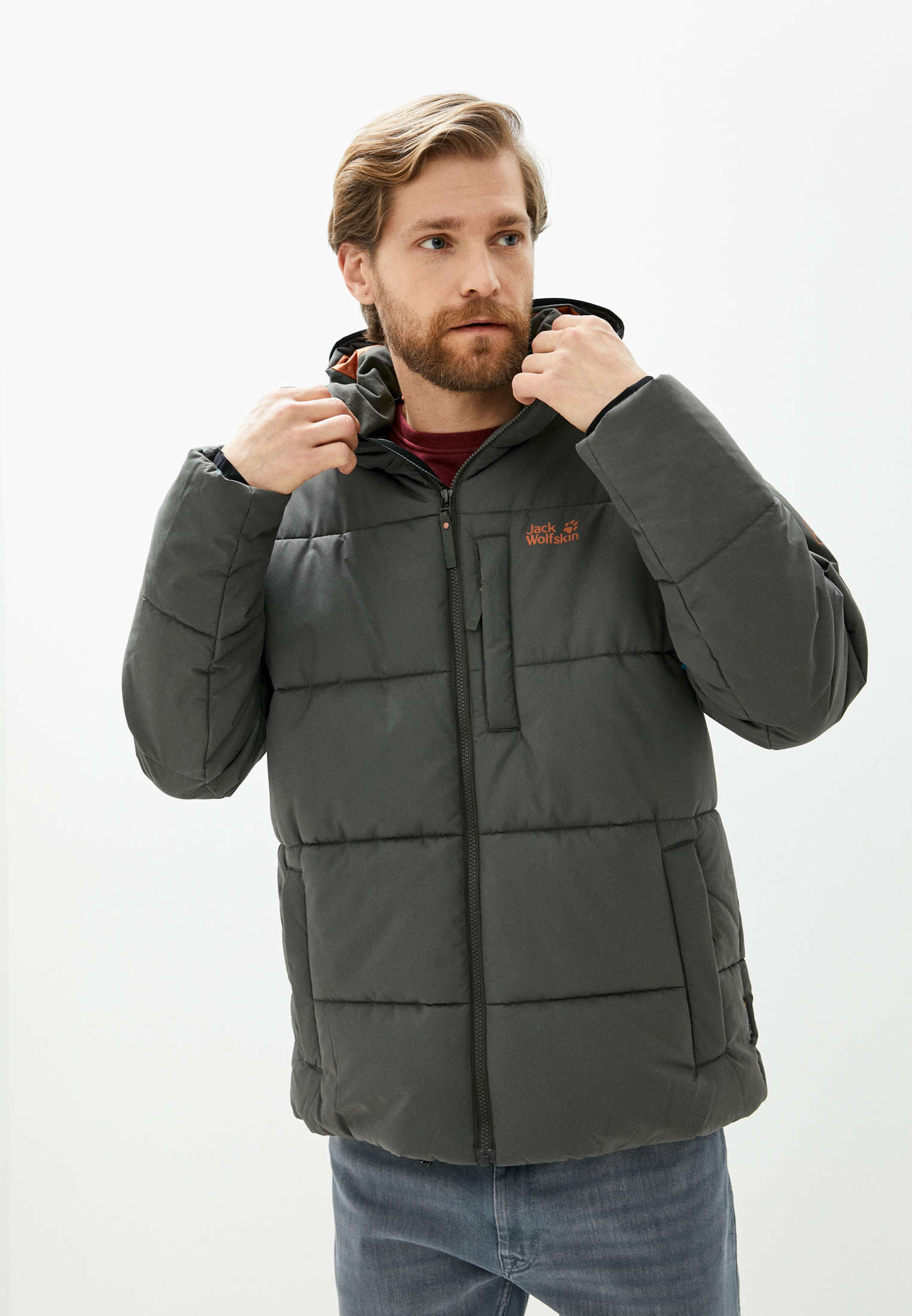 Мужская верхняя одежда Jack Wolfskin 1205042-5087