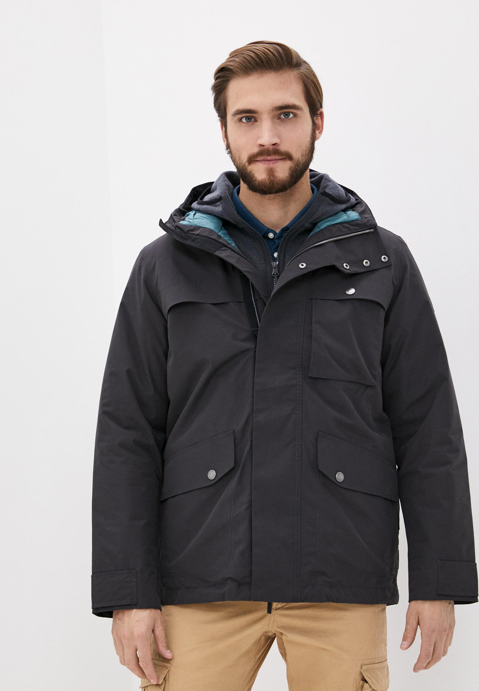 Утепленная куртка Jack Wolfskin 1113651-6350