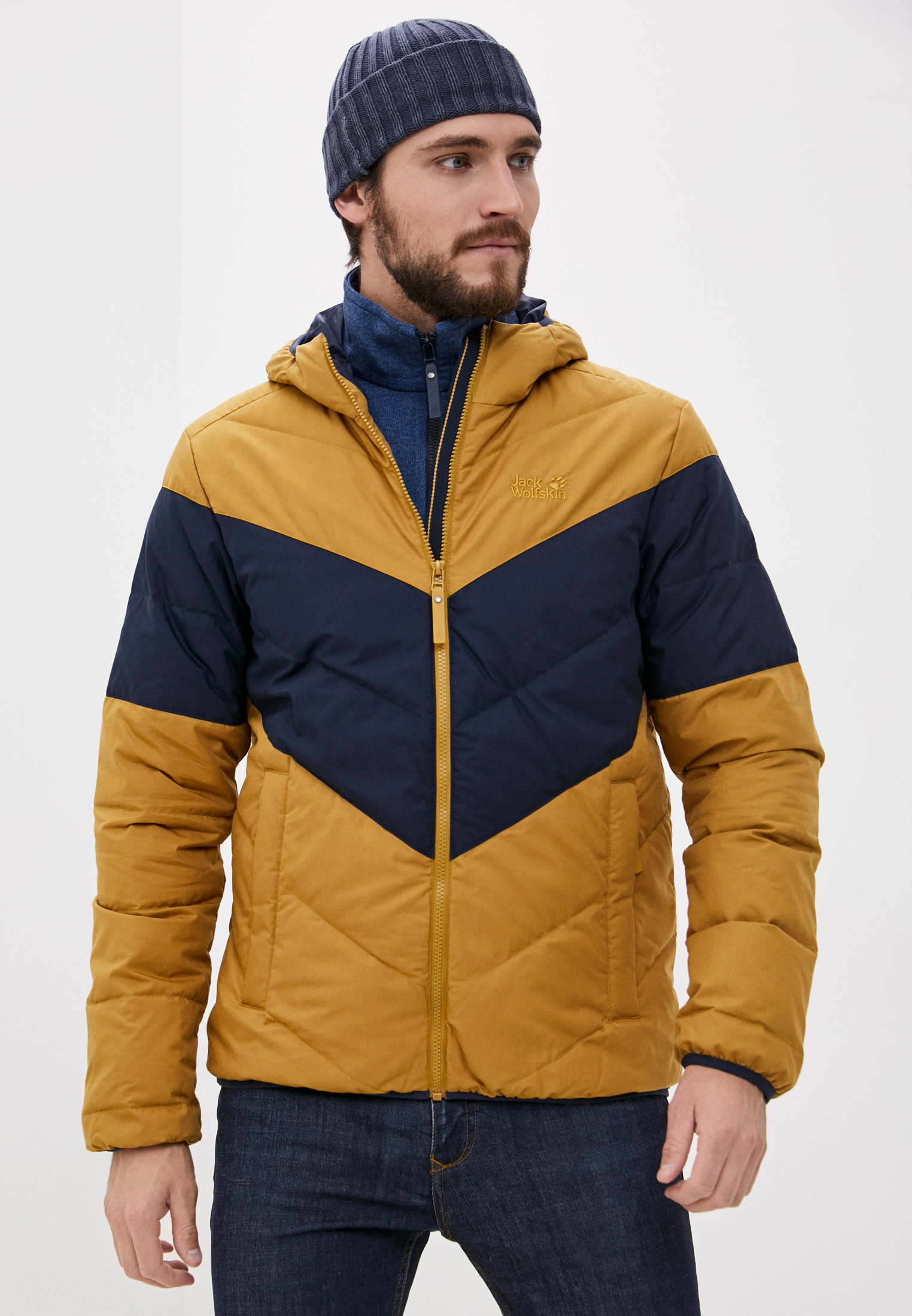 Утепленная куртка Jack Wolfskin 1205911-5205