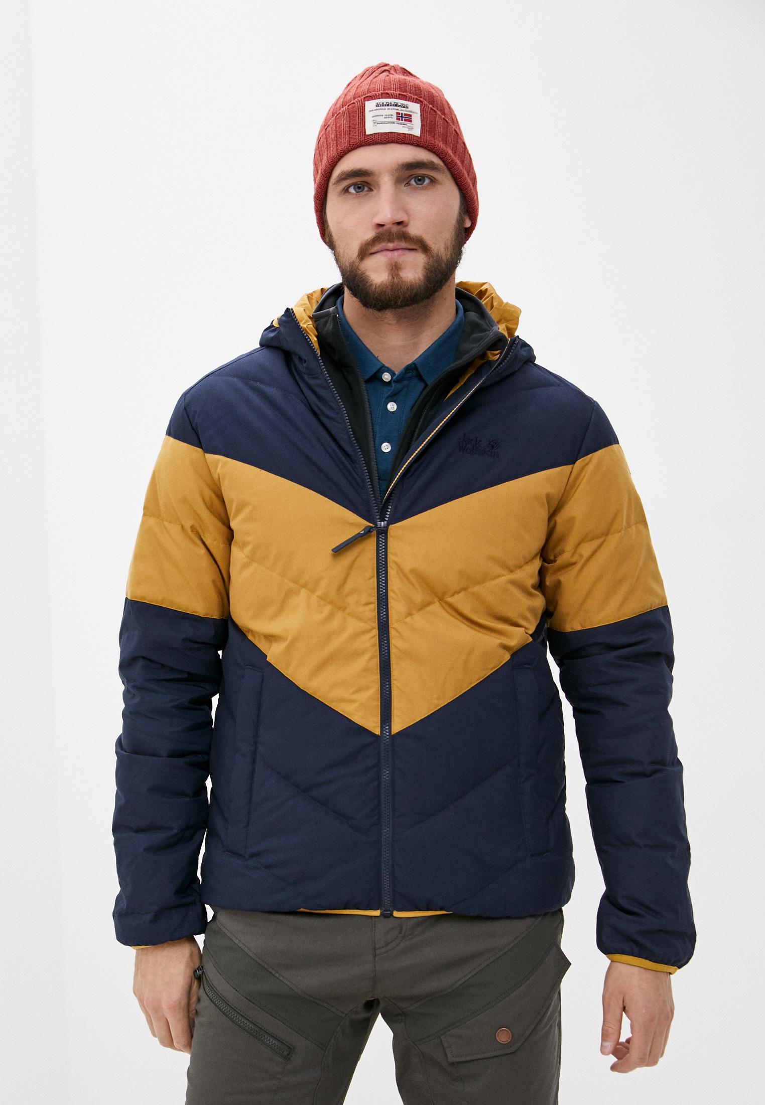 Мужская верхняя одежда Jack Wolfskin 1205911-1010