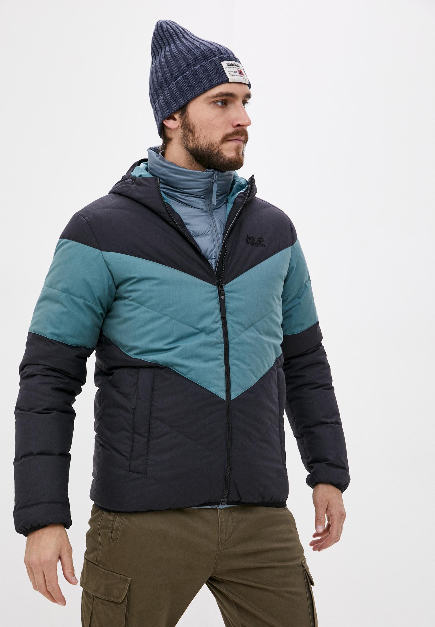 Утепленная куртка Jack Wolfskin 1205911-6350