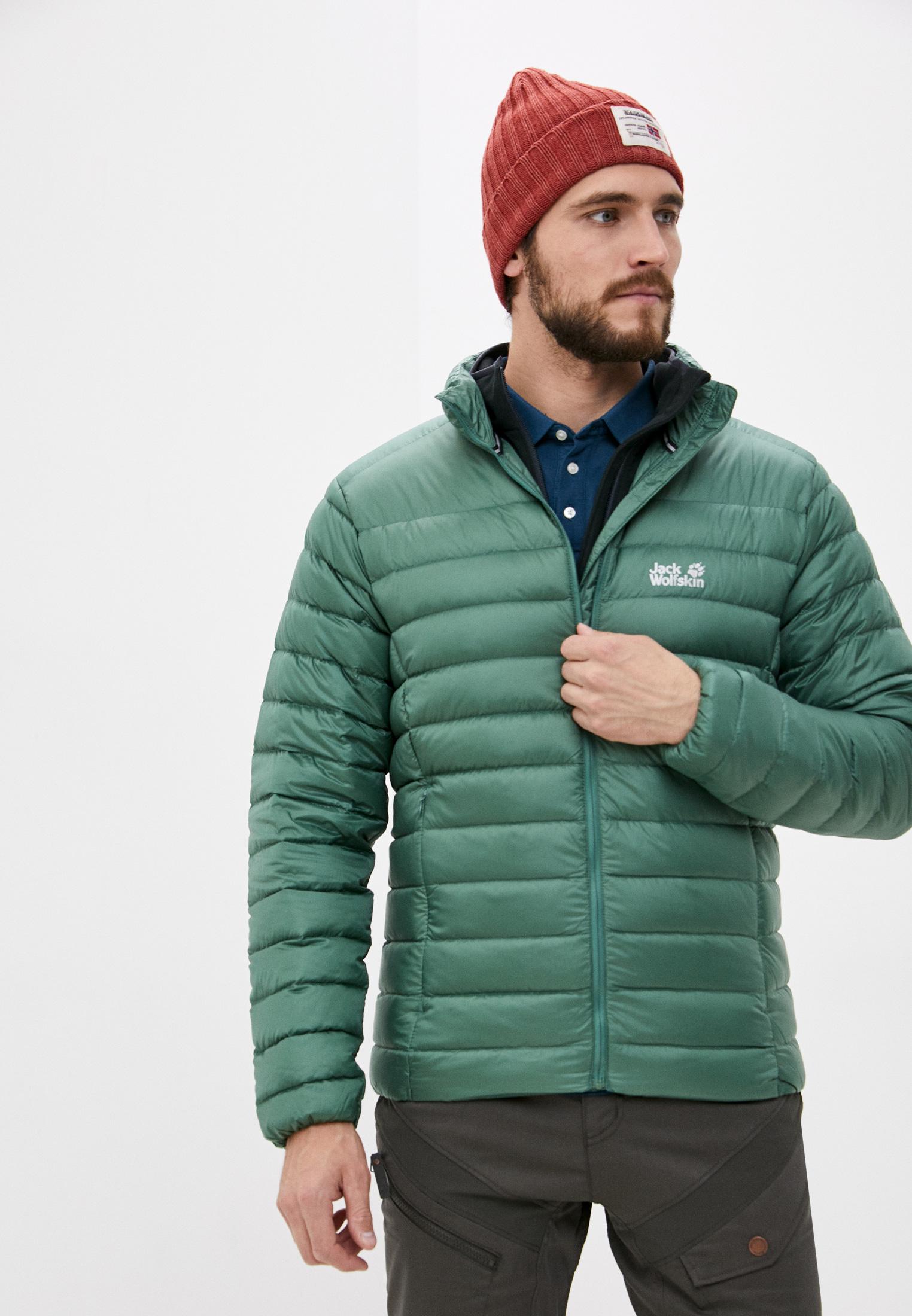 Утепленная куртка Jack Wolfskin 1205931-4119