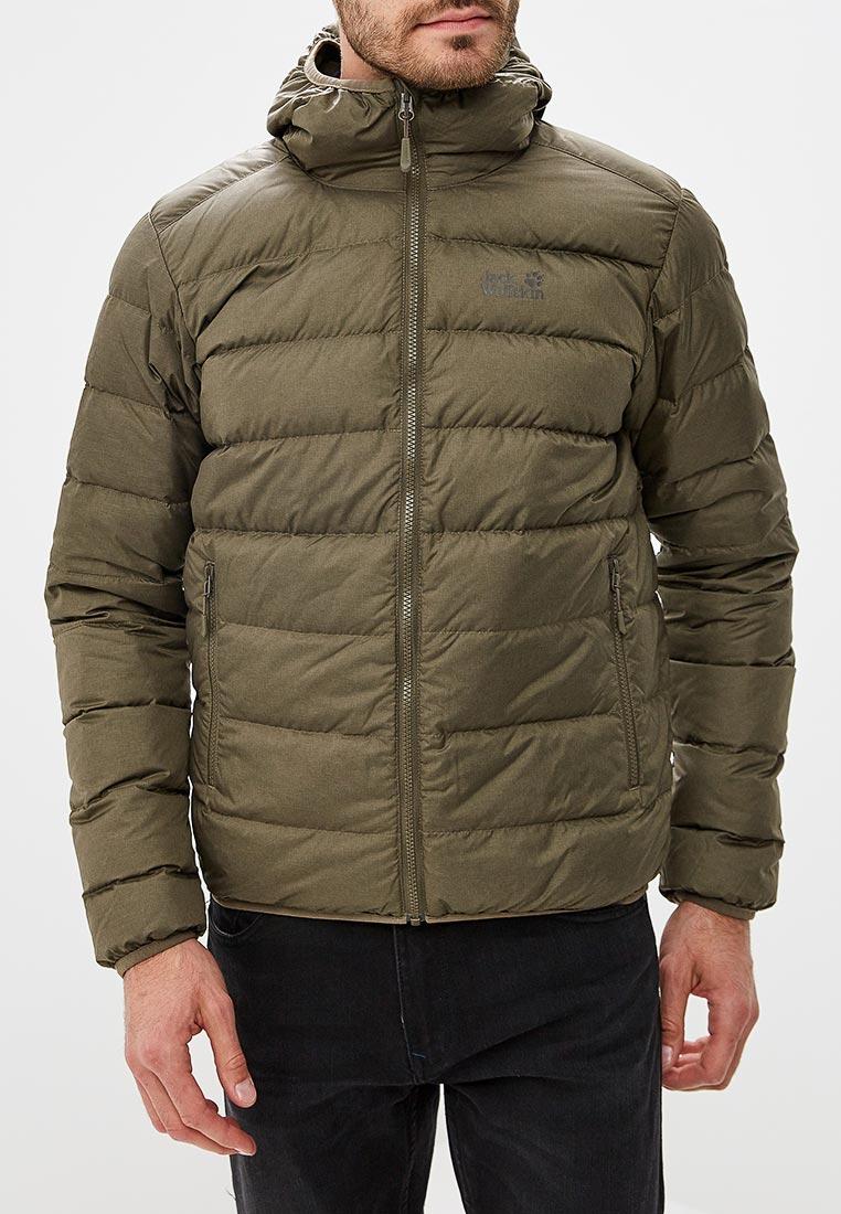 Утепленная куртка Jack Wolfskin 1202451-4690