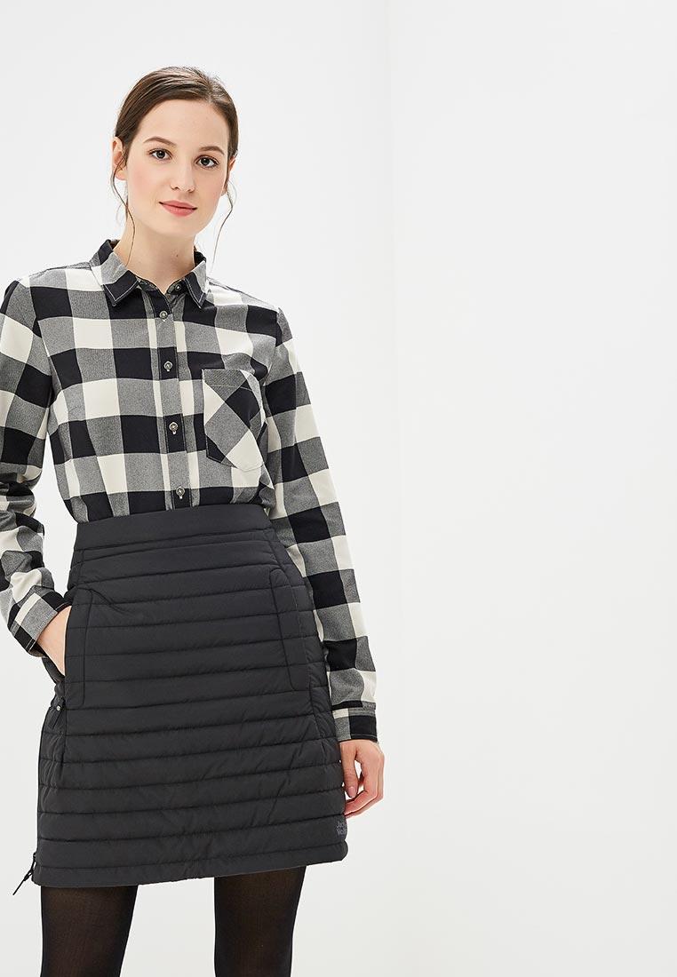 Женские рубашки с длинным рукавом Jack Wolfskin 1402721-7851
