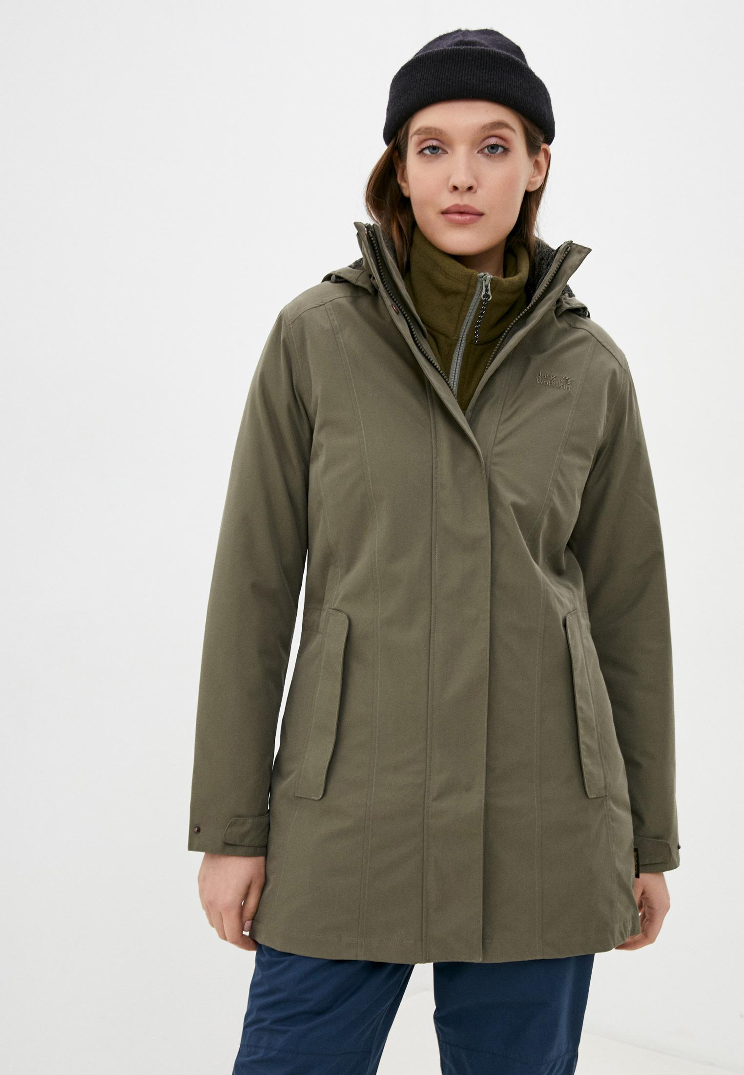 Женская верхняя одежда Jack Wolfskin 1107732-4690