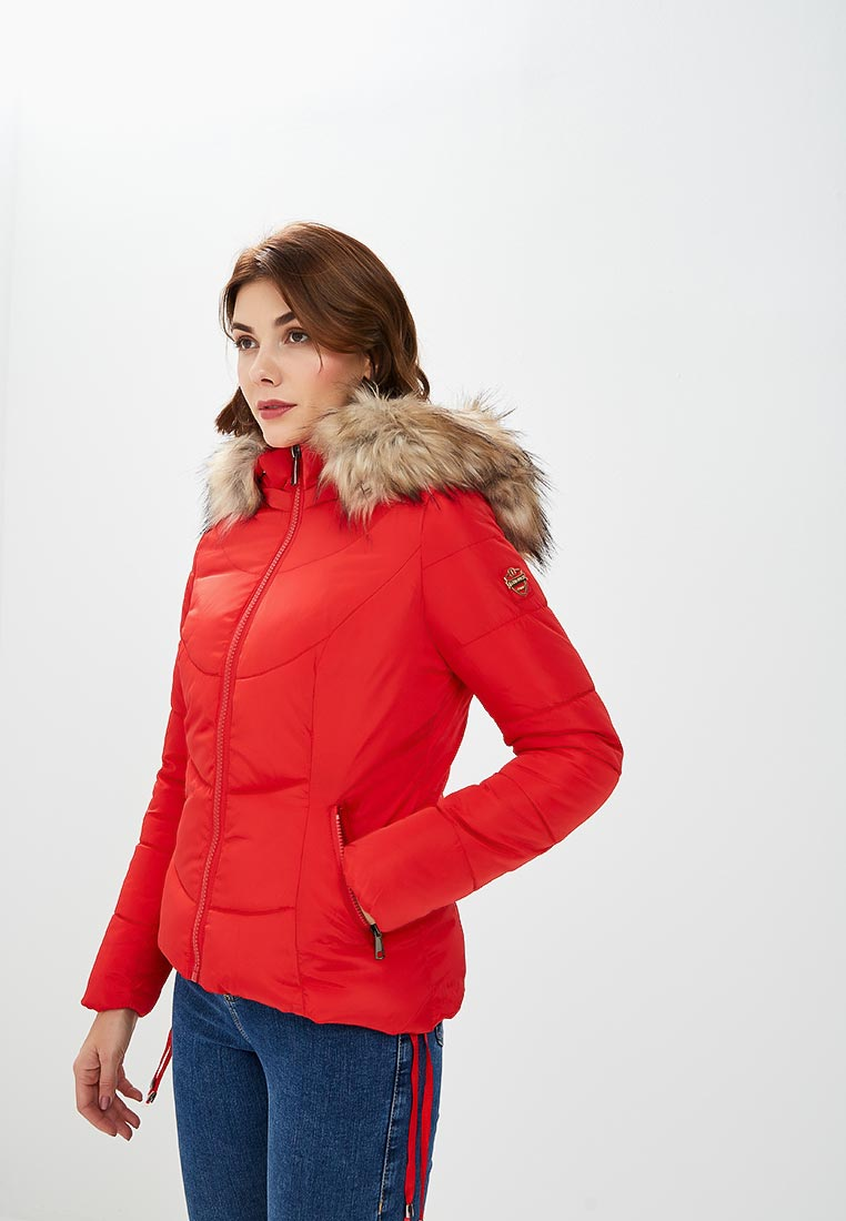 Утепленная куртка Jayloucy JL8201