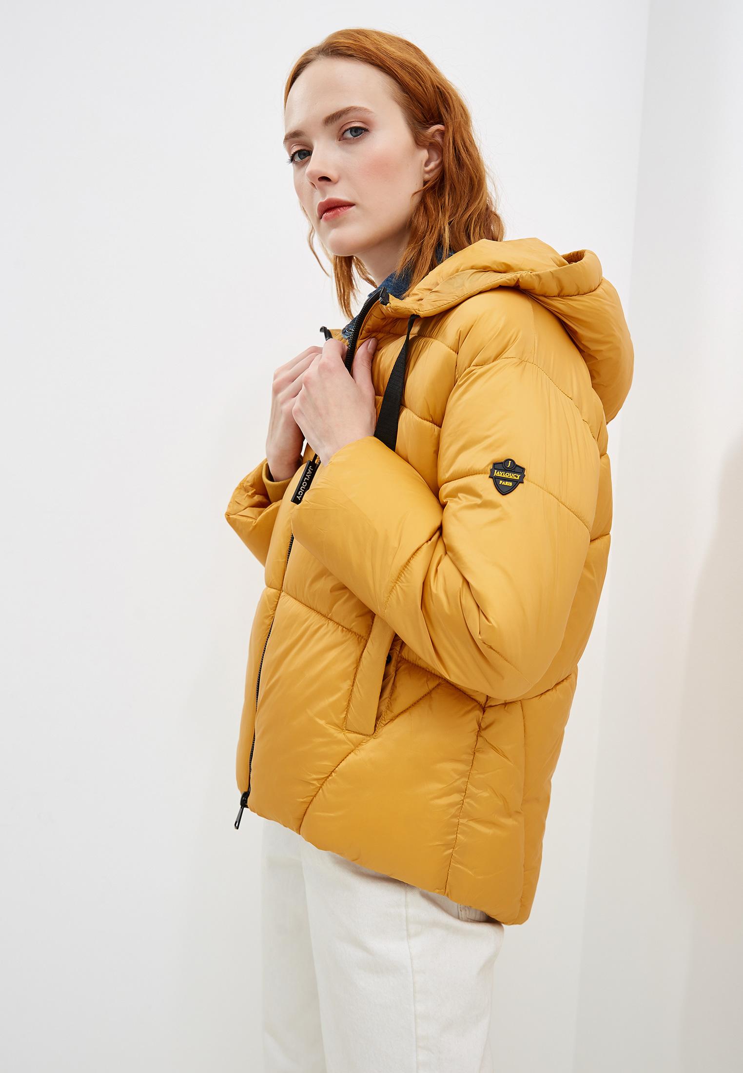 Утепленная куртка Jayloucy JL8012