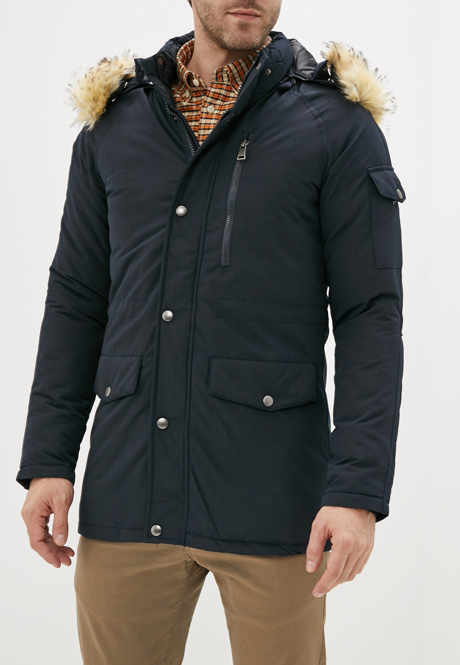 Парка Jackets Industry SM505