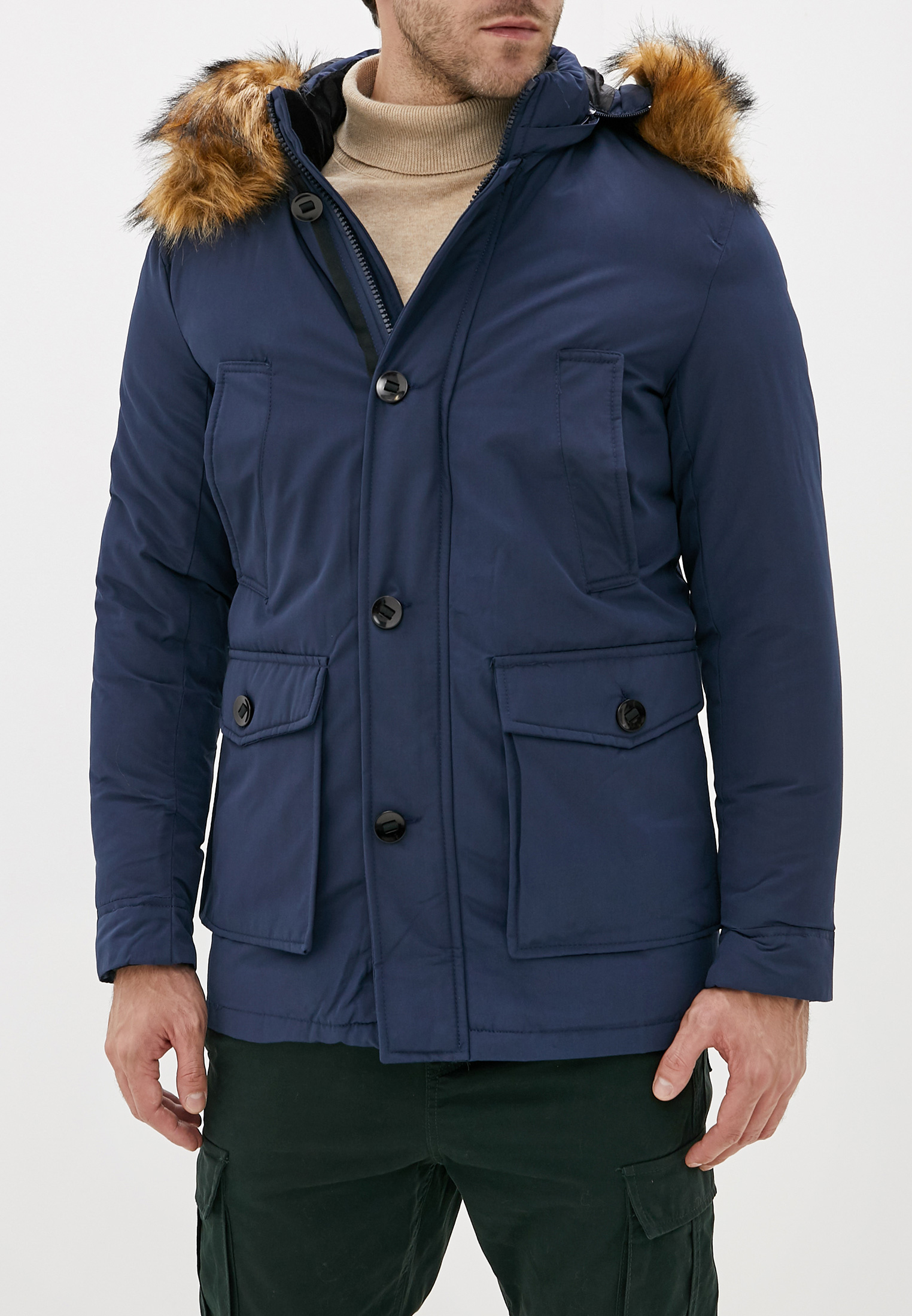 Парка Jackets Industry SM776