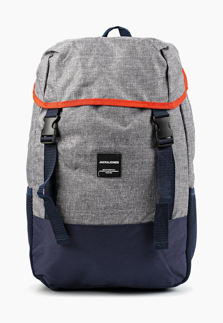 Городской рюкзак Jack & Jones (Джек Энд Джонс) 12155322