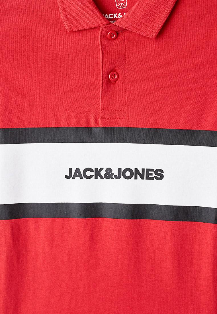Поло Jack & Jones (Джек Энд Джонс) 12183450: изображение 3
