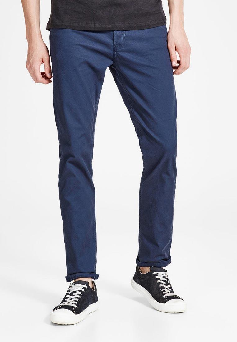 Мужские повседневные брюки Jack & Jones (Джек Энд Джонс) 12129259