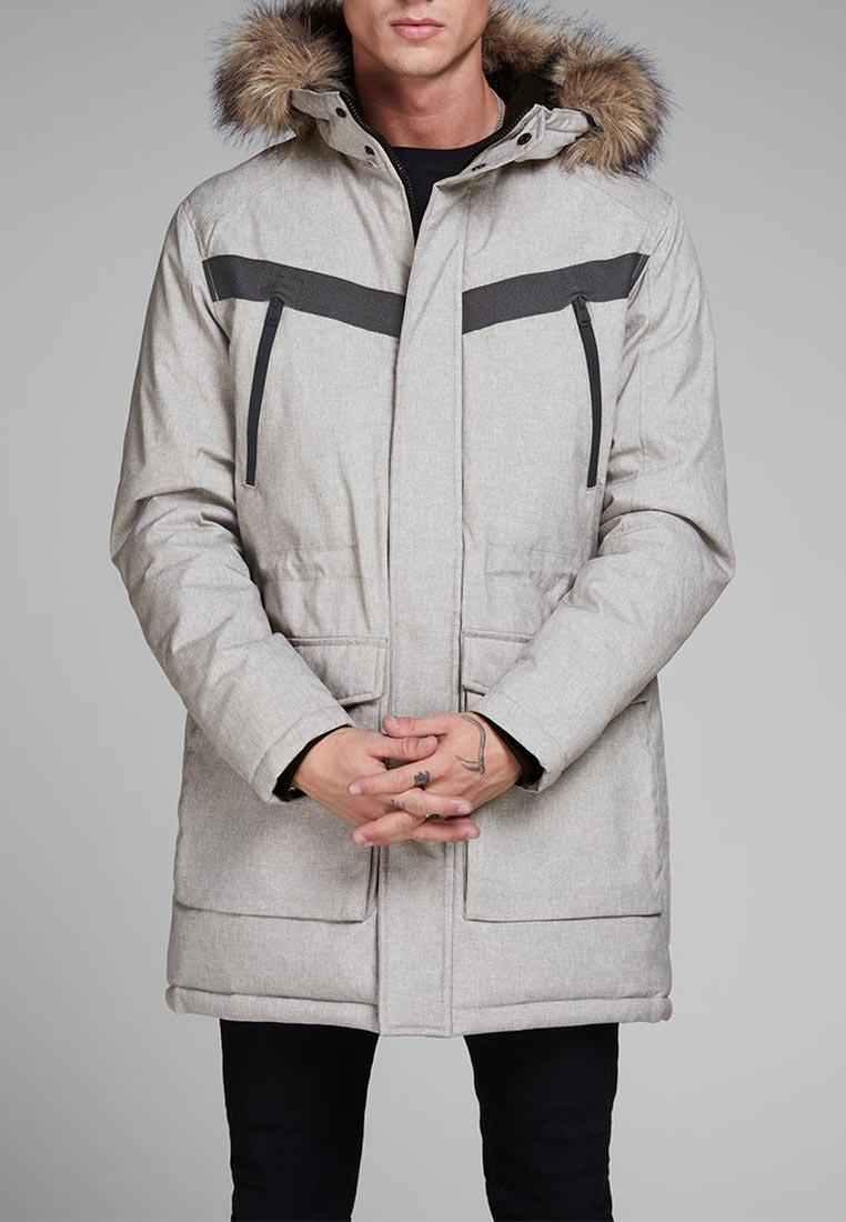 Утепленная куртка Jack & Jones (Джек Энд Джонс) 12138130