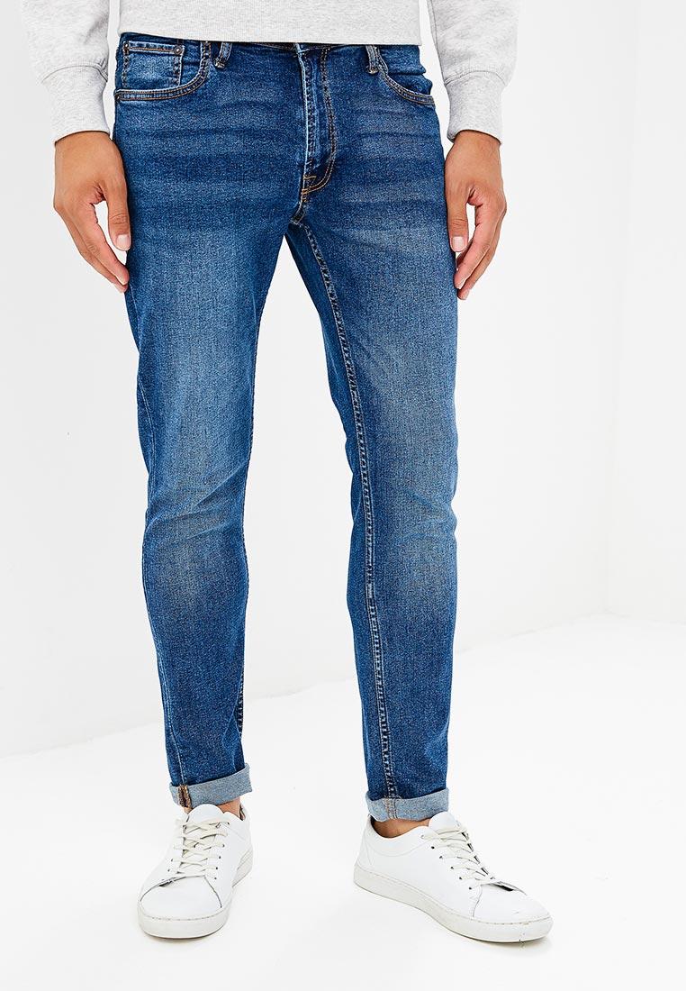 Зауженные джинсы Jack & Jones (Джек Энд Джонс) 12138414