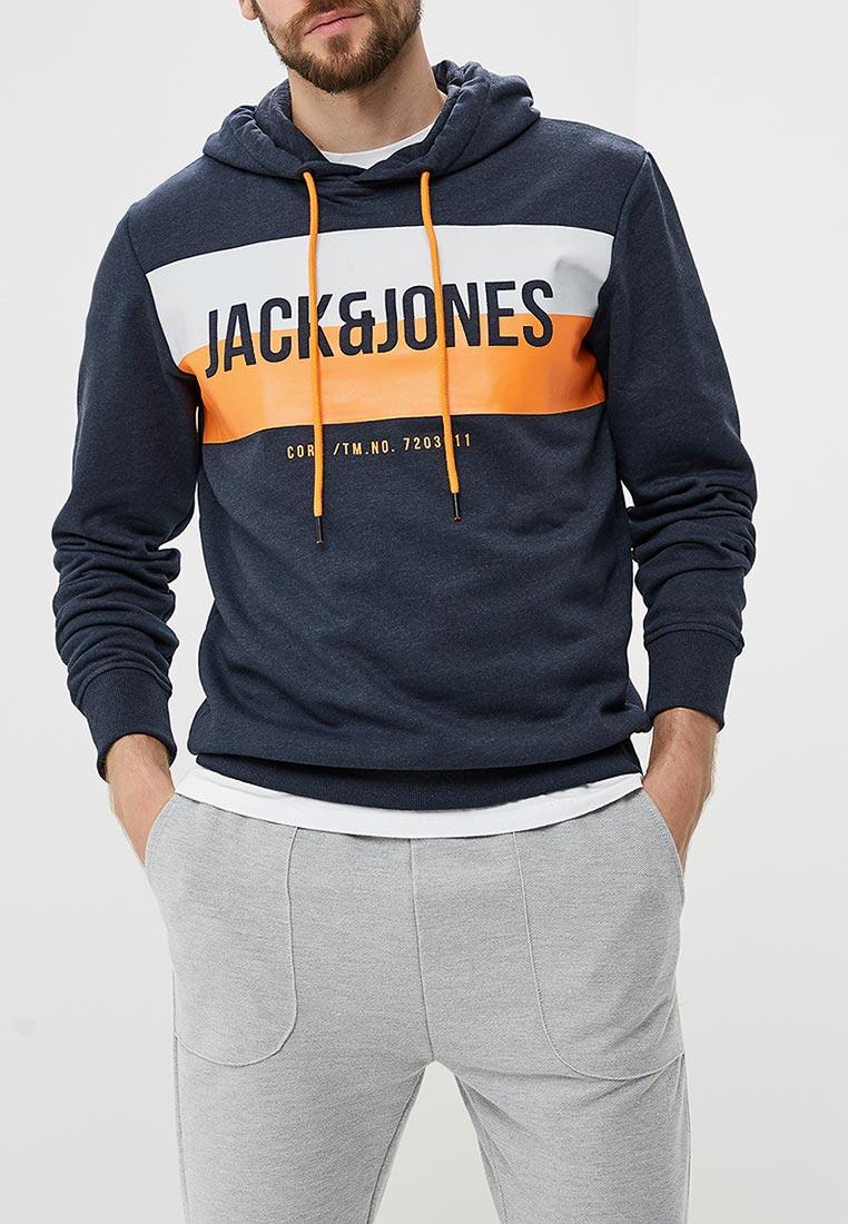 Мужские худи Jack & Jones (Джек Энд Джонс) 12138905