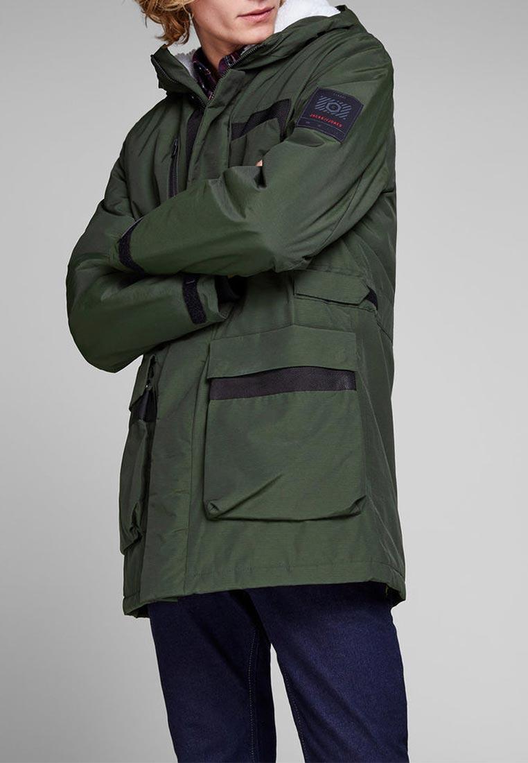 Утепленная куртка Jack & Jones (Джек Энд Джонс) 12138952