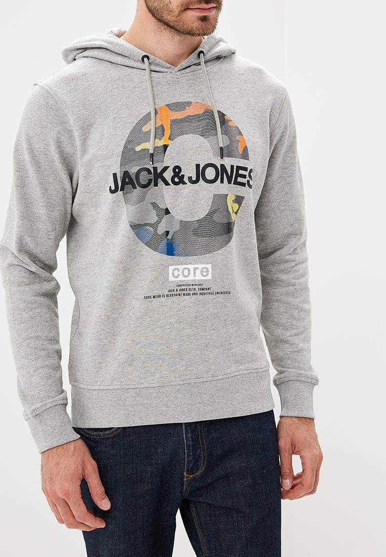 Мужские худи Jack & Jones (Джек Энд Джонс) 12143761