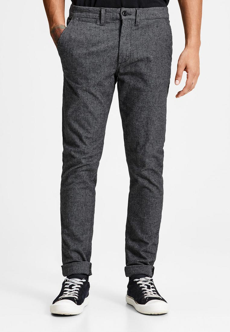 Мужские повседневные брюки Jack & Jones (Джек Энд Джонс) 12125603
