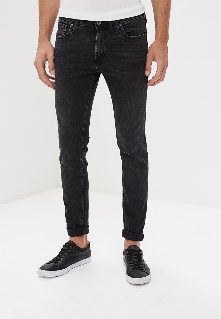 Зауженные джинсы Jack & Jones (Джек Энд Джонс) 12140461