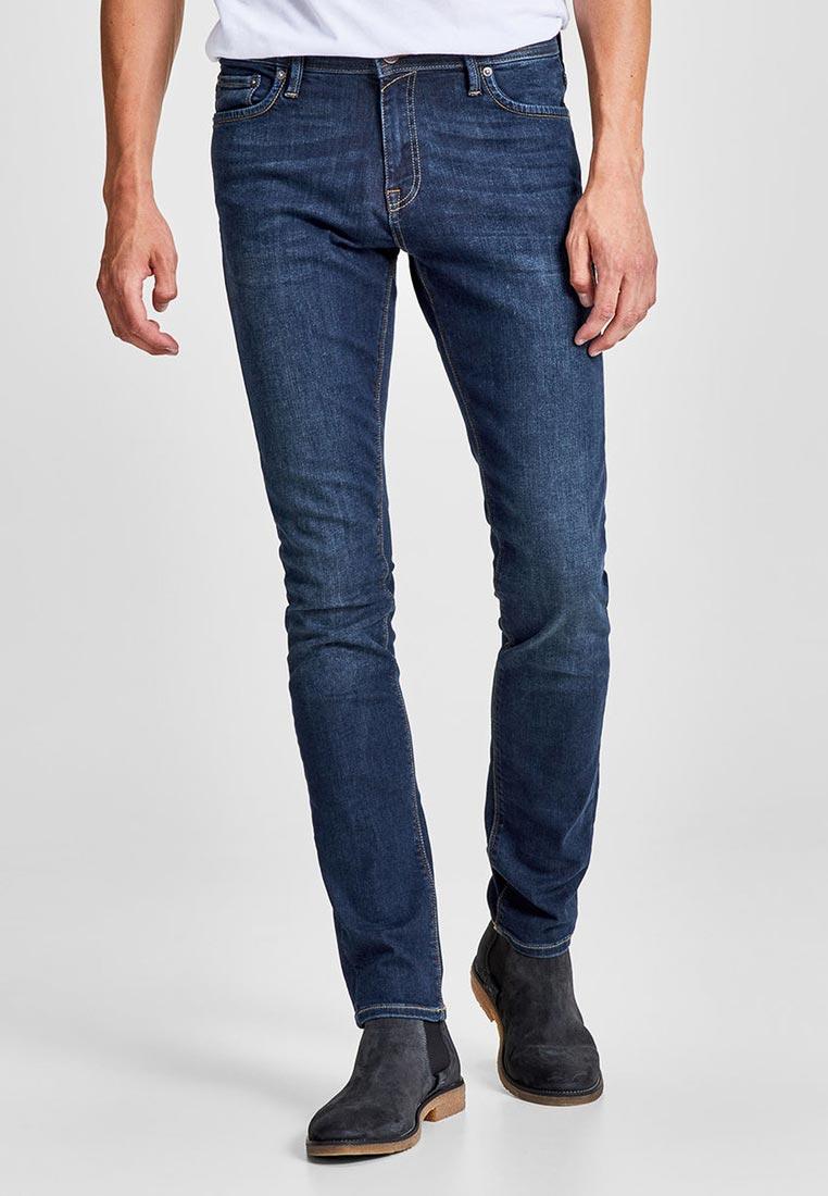 Зауженные джинсы Jack & Jones (Джек Энд Джонс) 12140464