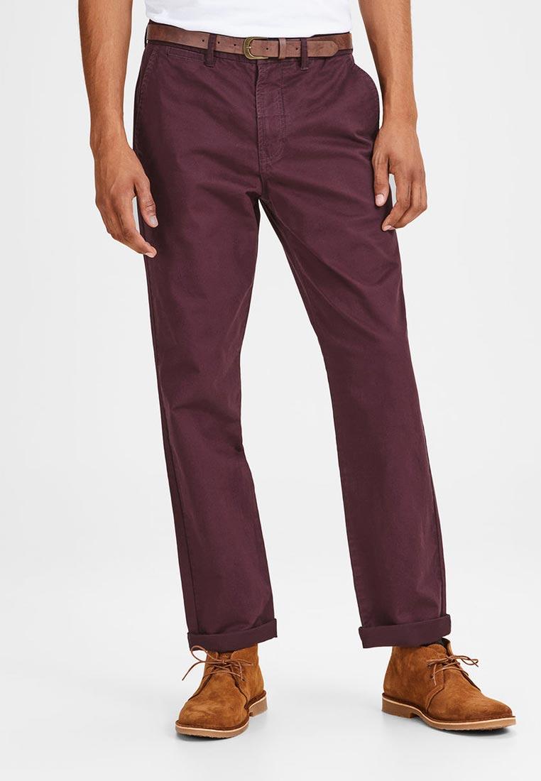 Мужские повседневные брюки Jack & Jones (Джек Энд Джонс) 12139786
