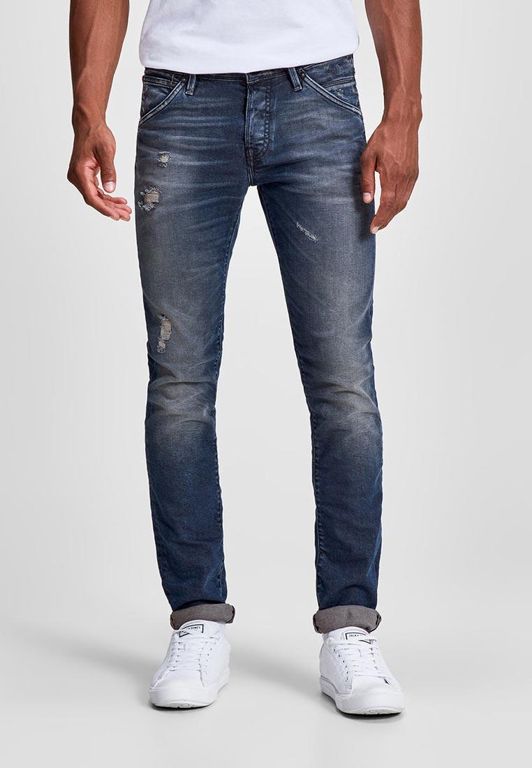 Зауженные джинсы Jack & Jones (Джек Энд Джонс) 12139862