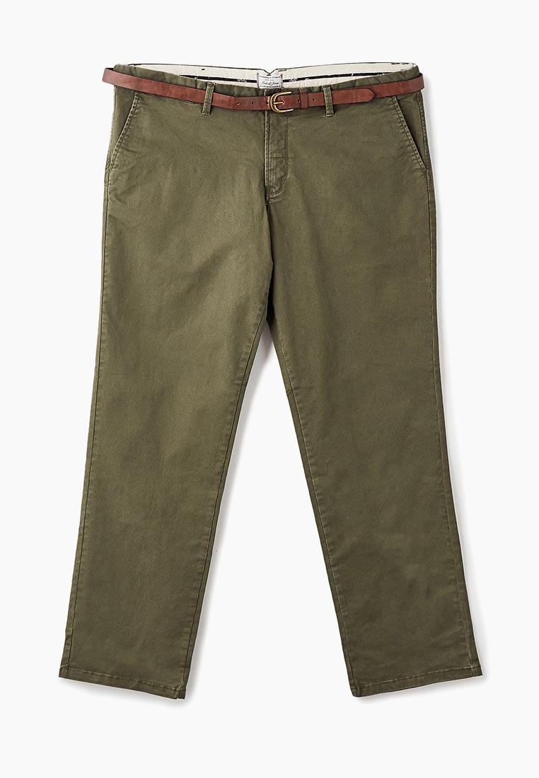 Мужские повседневные брюки Jack & Jones (Джек Энд Джонс) 12140210