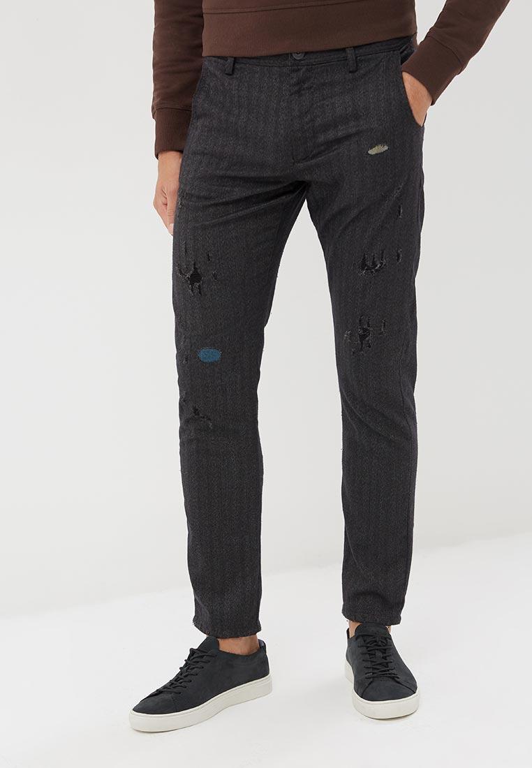 Мужские повседневные брюки Jack & Jones (Джек Энд Джонс) 12139971