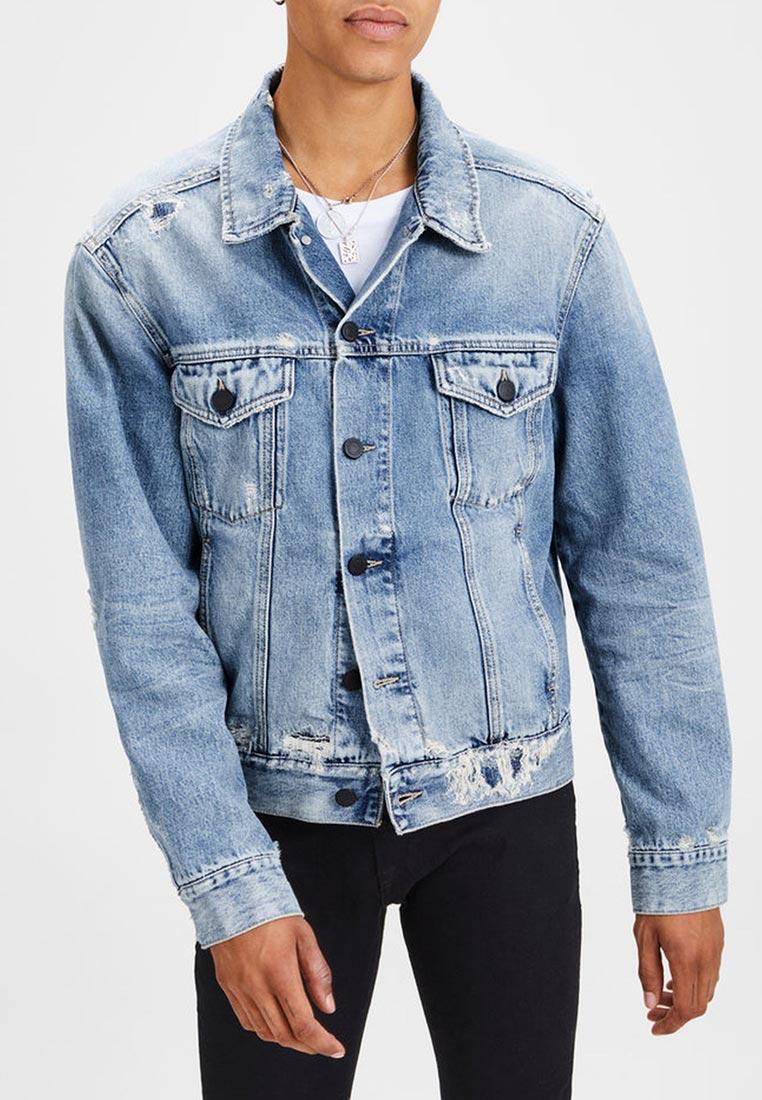 Джинсовая куртка Jack & Jones (Джек Энд Джонс) 12139864