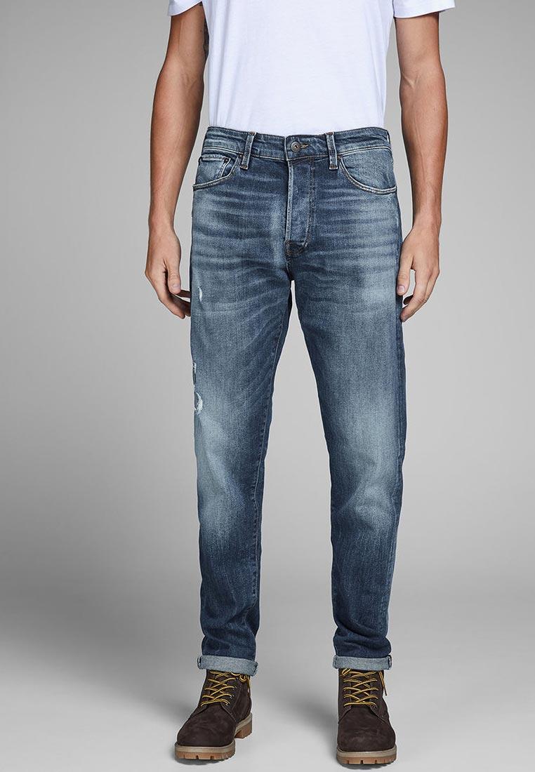 Зауженные джинсы Jack & Jones (Джек Энд Джонс) 12140277