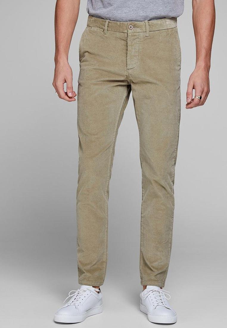 Мужские повседневные брюки Jack & Jones (Джек Энд Джонс) 12142834